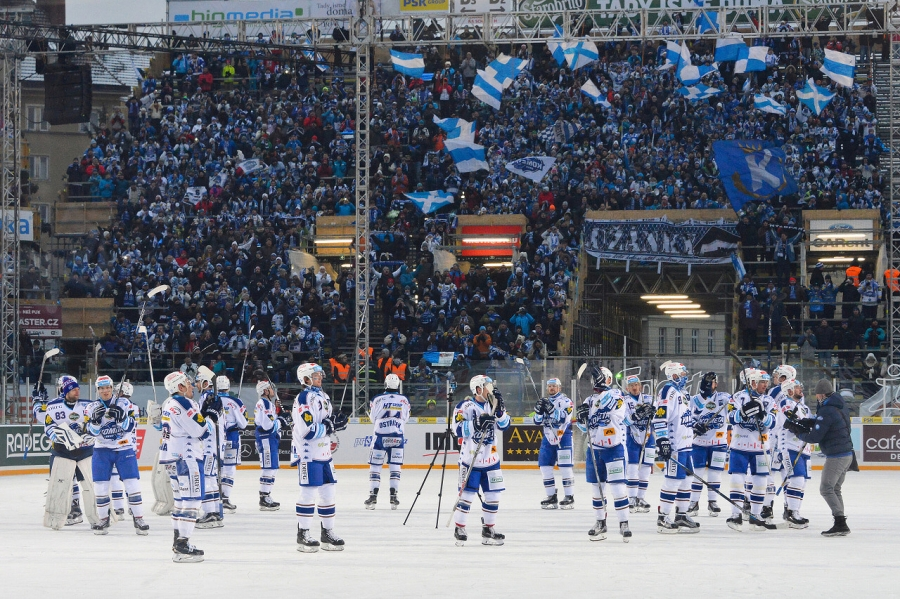 We are a proud partner of HC Kometa Brno